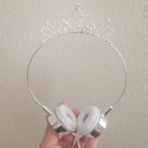 Other - tiara headphones